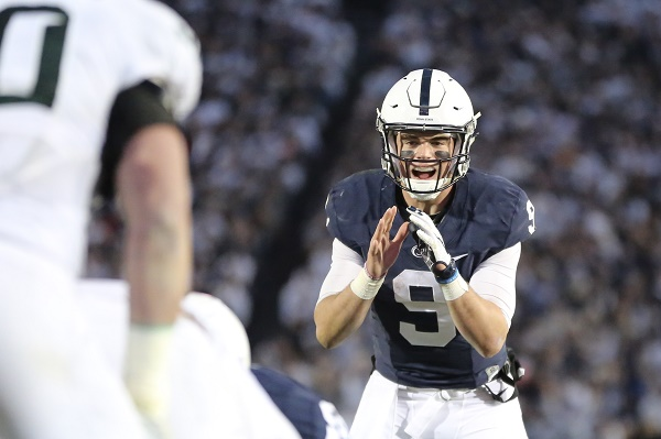 Penn State Trace McSorely
