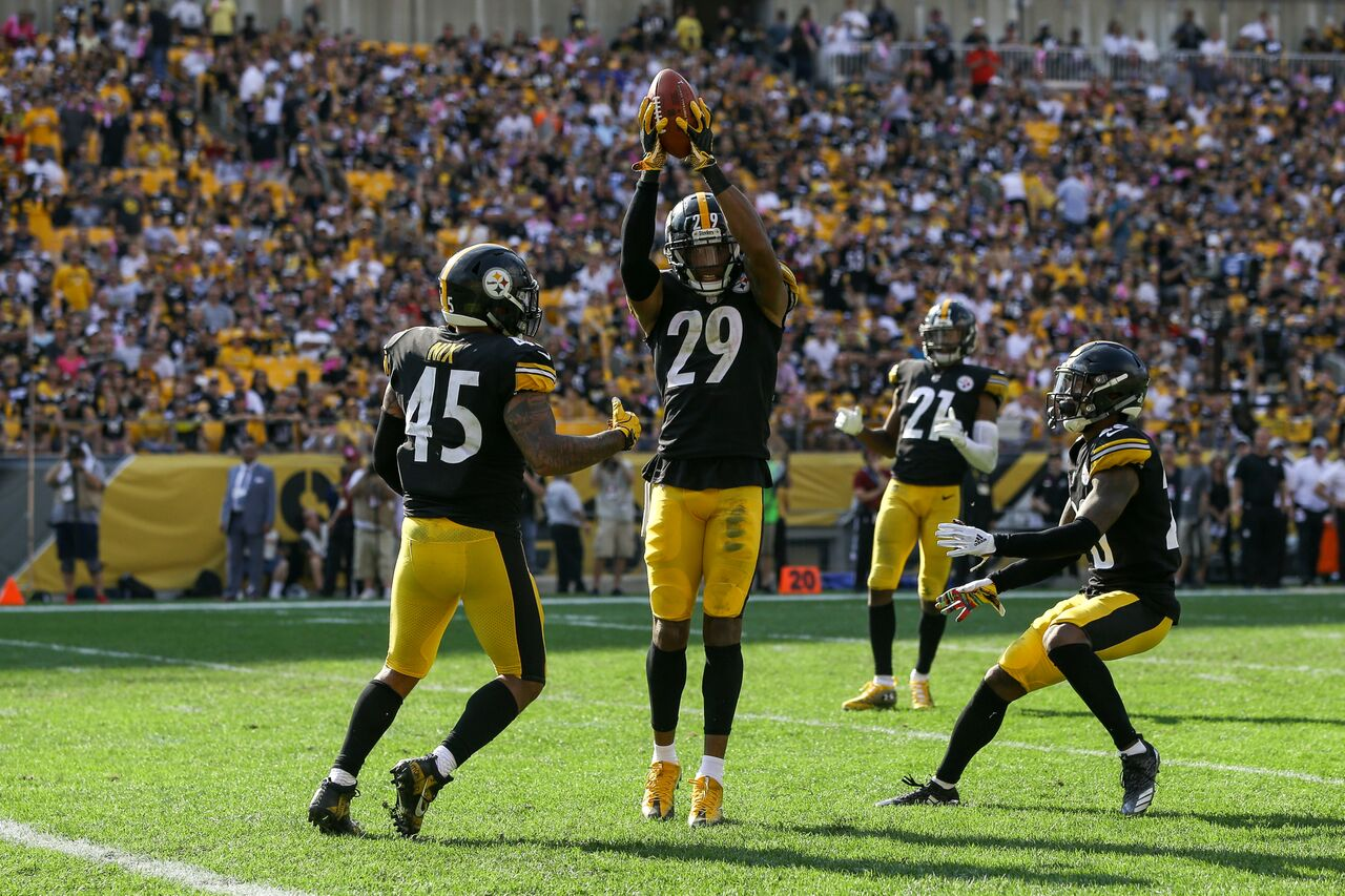 Steelers dominate on all ends in 41-17 punishing over Atlanta