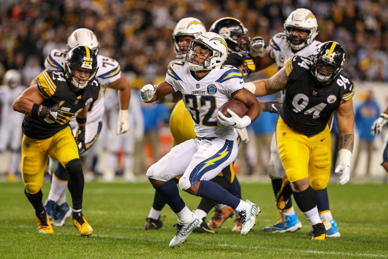 Steelers defense breaks (again) in second half